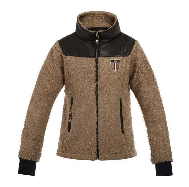 KINGSLAND Unisex Fleecejacket ANGON