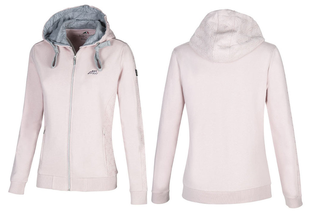 Equiline Ladies Sweat-Jacket KAIRA