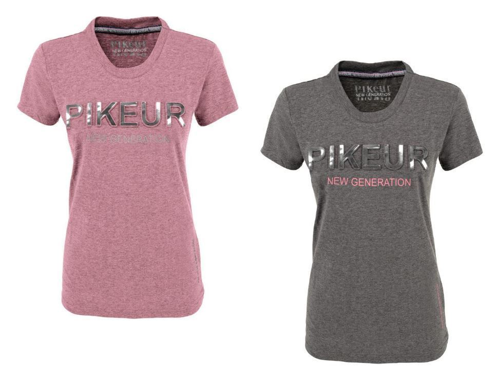 PIKEUR Ladies Round-neck Shirt HOPE NG