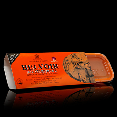 CDM Belvoir Glycerin-Leather-Soap, 250gr.