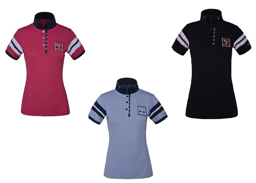 Kingsland Marbella Ladies Tec Pique Polo Shirt