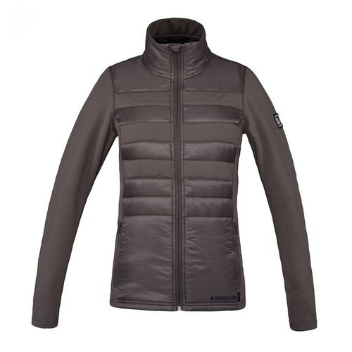 Kingsland Damen-Fleecejacke YECLA