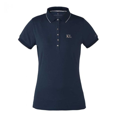 Kingsland Damen Cotton Polo Shirt MANILVA