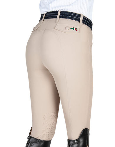 Equiline Ladies Breeches FRANZI KneeGrip