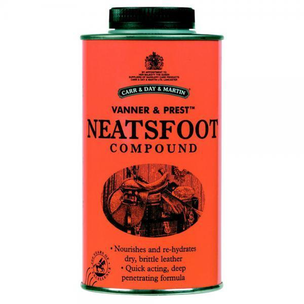 CDM Belvoir NEATSFOOT OIL, 500ml