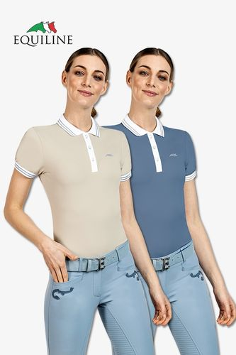 Equiline ladies Polo shirt DEVITA