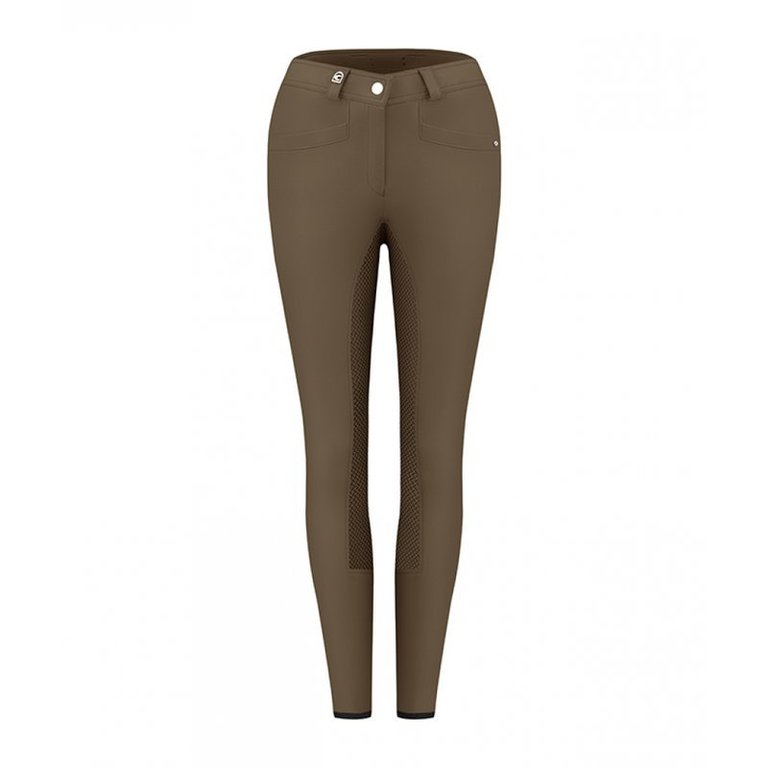 CAVALLO Ladies Breeches CIORA ProGrip porcini