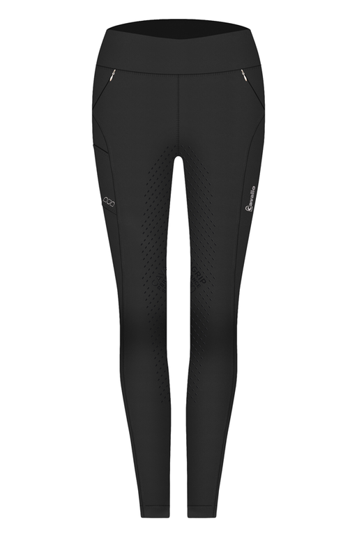 Cavallo Riding leggins LENI GRIP RL black