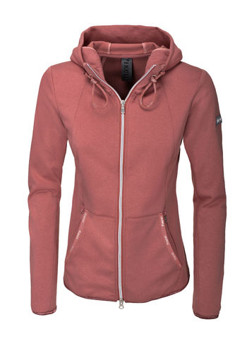 PIKEUR Damen Sweatjacke JULIET rouge