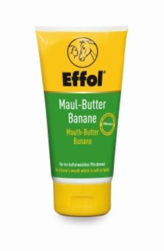 EFFOL MAUL-BUTTER Banane 150ml