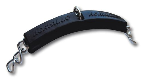 ACAVALLO Curb Chain Cover GEL