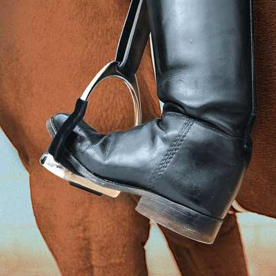 Safety - Stirrups System 4 by Sprenger