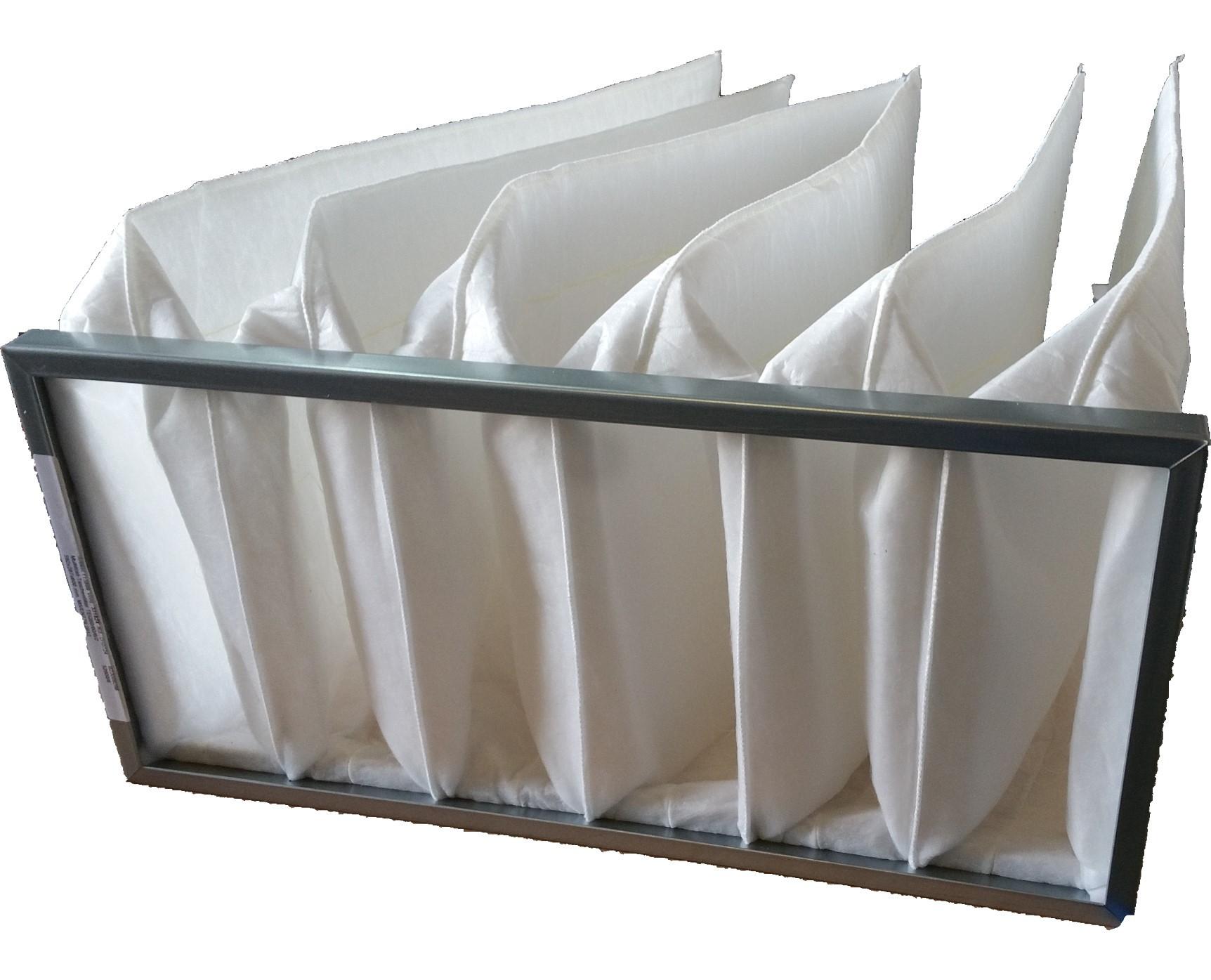 5x Ersatz Filter für Helios ELF-KWL 200//300//4//4 Eco