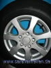 185/65R14  93N   SECURITY/ TRAILERMAX   ALLOYWHEEL  OJ14-5  for Caravan, boattrailer, horsetrailer