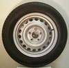 185R14C 8PR 102 Q SEMPERIT  DETHLEFFS until 2008   SPARE WHEEL CARAVAN / TRAILER / TYRE + RIM