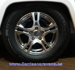 6Jx15 TR7 silver polish  Fendt Caravan alloywheel alloyrim
