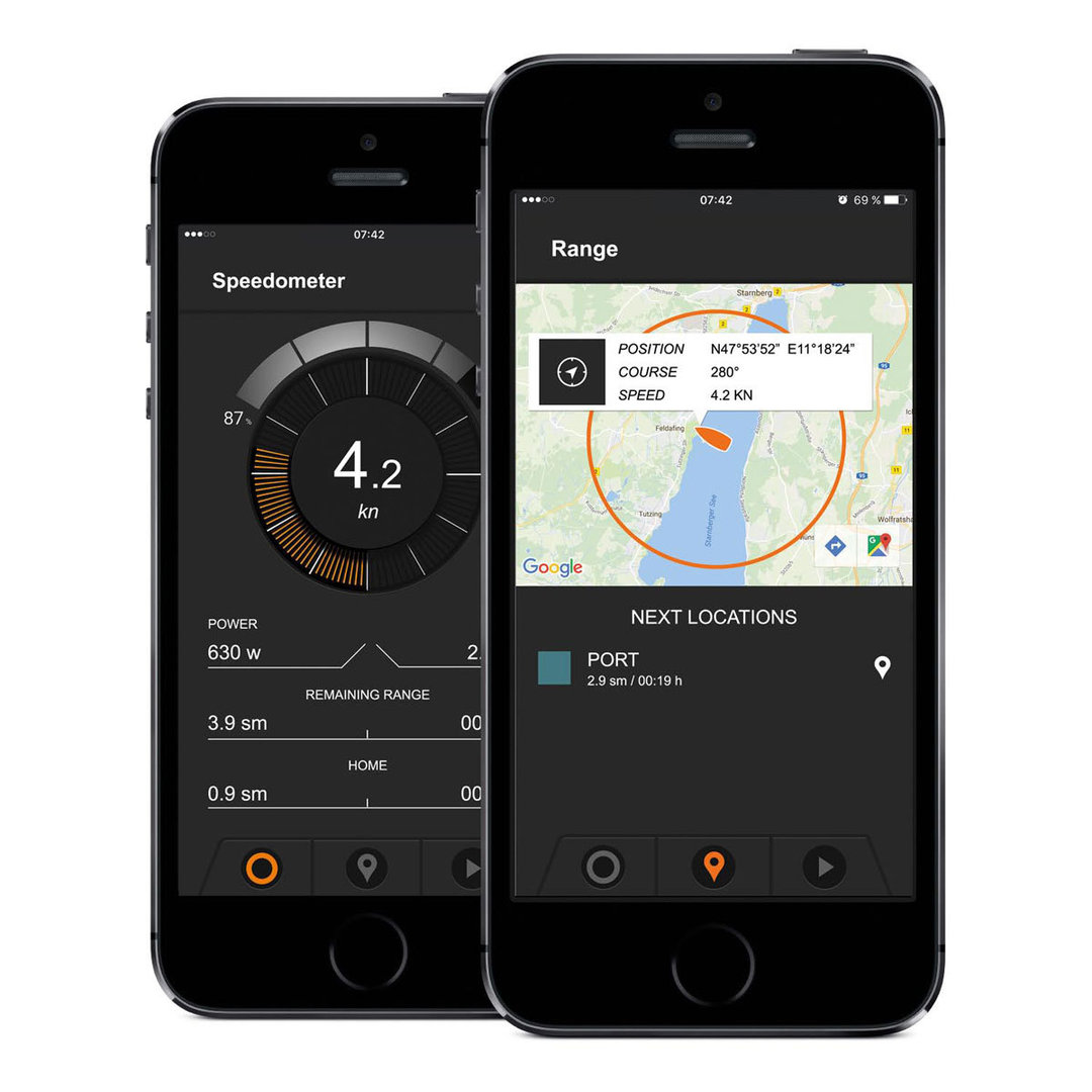 TorqTrac GPS App