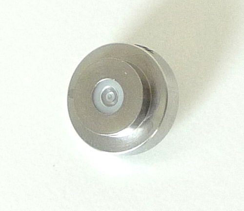 "Sapphire Orifice with plastic retainer 0.010"" (0,25 mm); Paser 2, Pure Water"