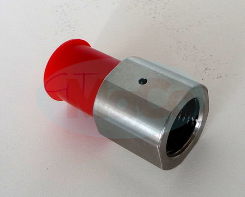 Outlet Body, Check Valve Assembly H2OJet