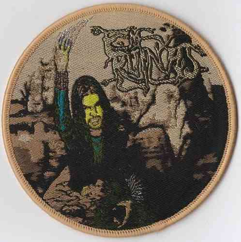 Em Ruinas - From the Speed Metal Graves Patch (circular)