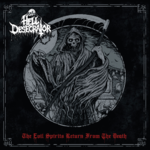 Hell Desecrator - The Evil Spirits... LP