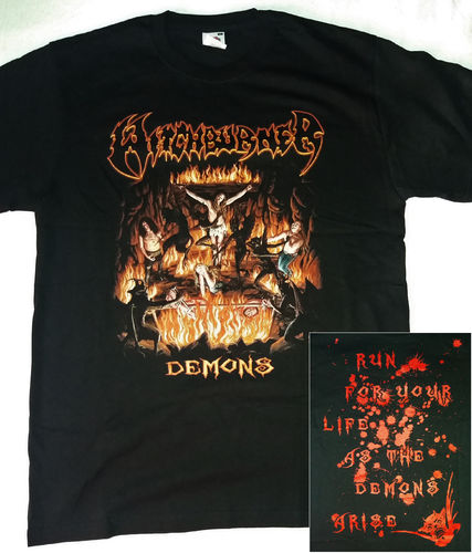 Witchburner - T-Shirt (Demons)