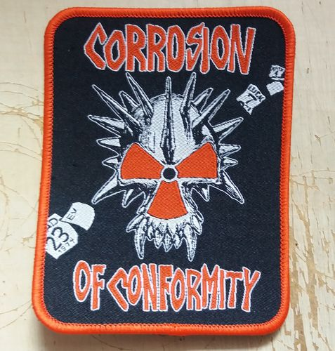 Corrosion of Conformity - Patch