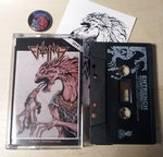 Entrench - Violent Procreation Tape + Sticker & Button