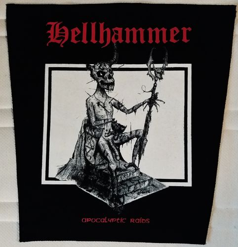 Hellhammer - Backpatch