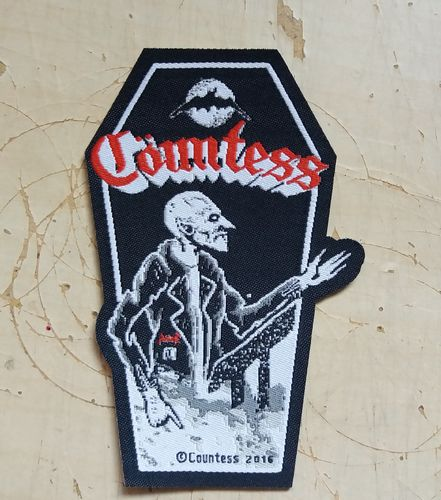 Countess - Coffin Patch
