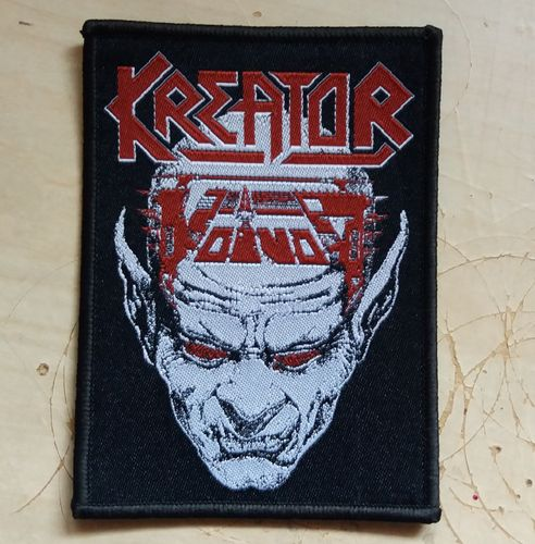 Kreator/Voivod - Patch