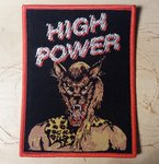 High Power - Patch