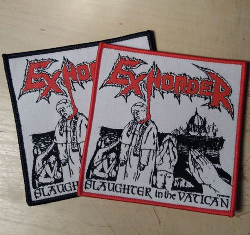 Exhorder - Patch