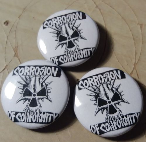 Corrosion Of Conformity - Button