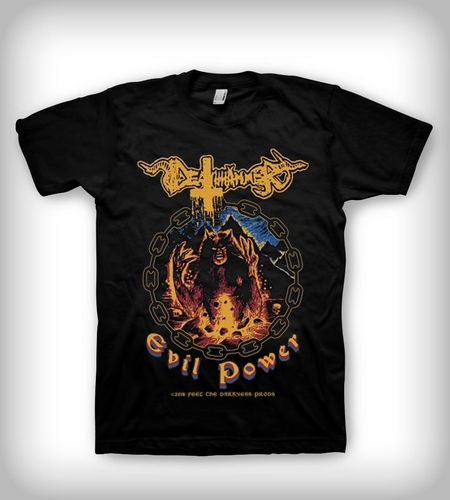 Deathhammer - Evil Power T-Shirt