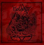 "Eyaculator - Bestial cruelty.. under the sign of Satan 7""EP"