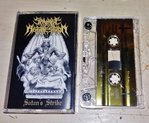 Savage Aggression - Satan's Strike Tape