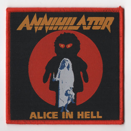 Alice in Hell - Patch