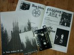 In Divine Embrace of the Dying Light - Vol. 1 Tape + Mini Zine