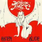 "Demon Pact - Eaten Alive 7""EP (Chinese-Press incl. OBI + Postcards)"