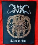 EVIL - Backpatch (woven)