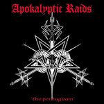 Apokalyptic Raids - The Pentagram CD (Brazil Edition)