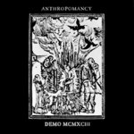Anthropomancy - Demo 1993 LP (brown marbled vinyl)
