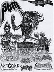 Scream Bloody Metal Fanzine - #2