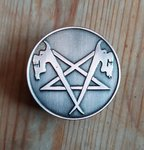 Runemagick - Metal Pin