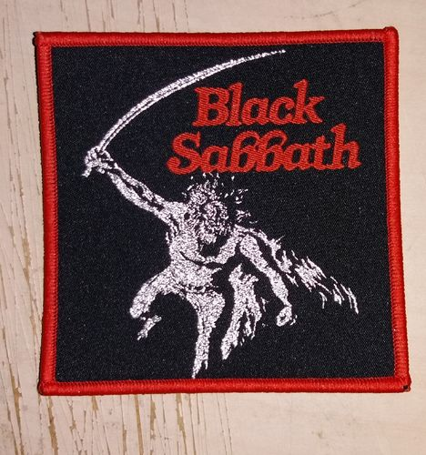 Black Sabbath - Patch