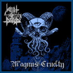 Vomit of Doom - Magnus Cruelty CD
