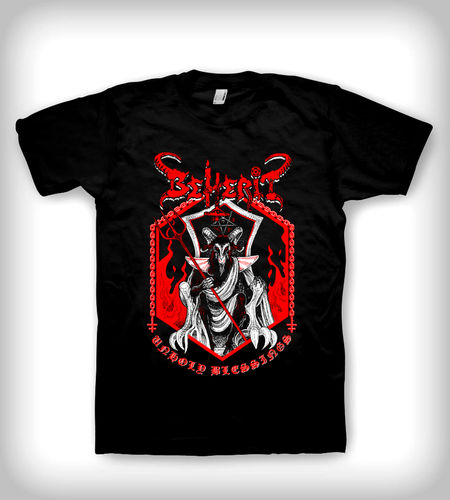 B. Unholy Blessings - T-Shirt