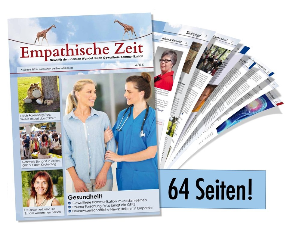 Empathic times Issue 3 in 2015 Health