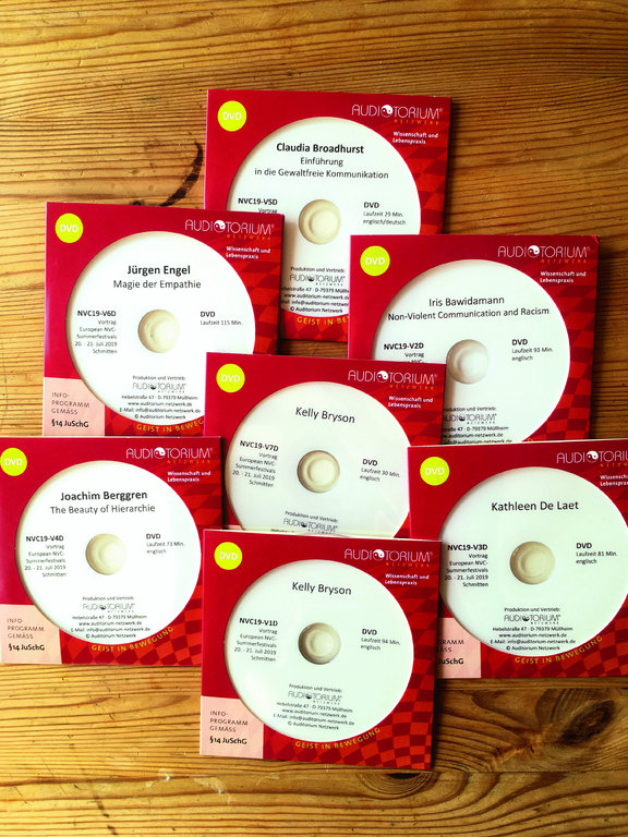 NVC-Summerfestival 2019 – Set with 7 DVDs